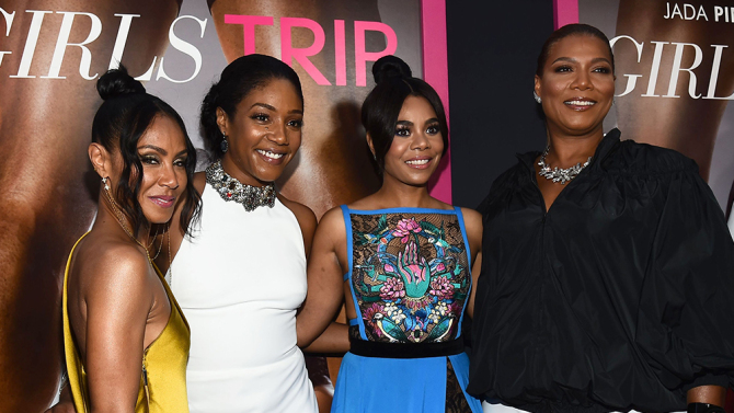 'Girls Trip' film premiere, Los Angeles, USA - 13 Jul 2017