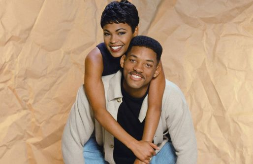 Will Smith-Nia Long-Fresh Prince-The Dope Duo